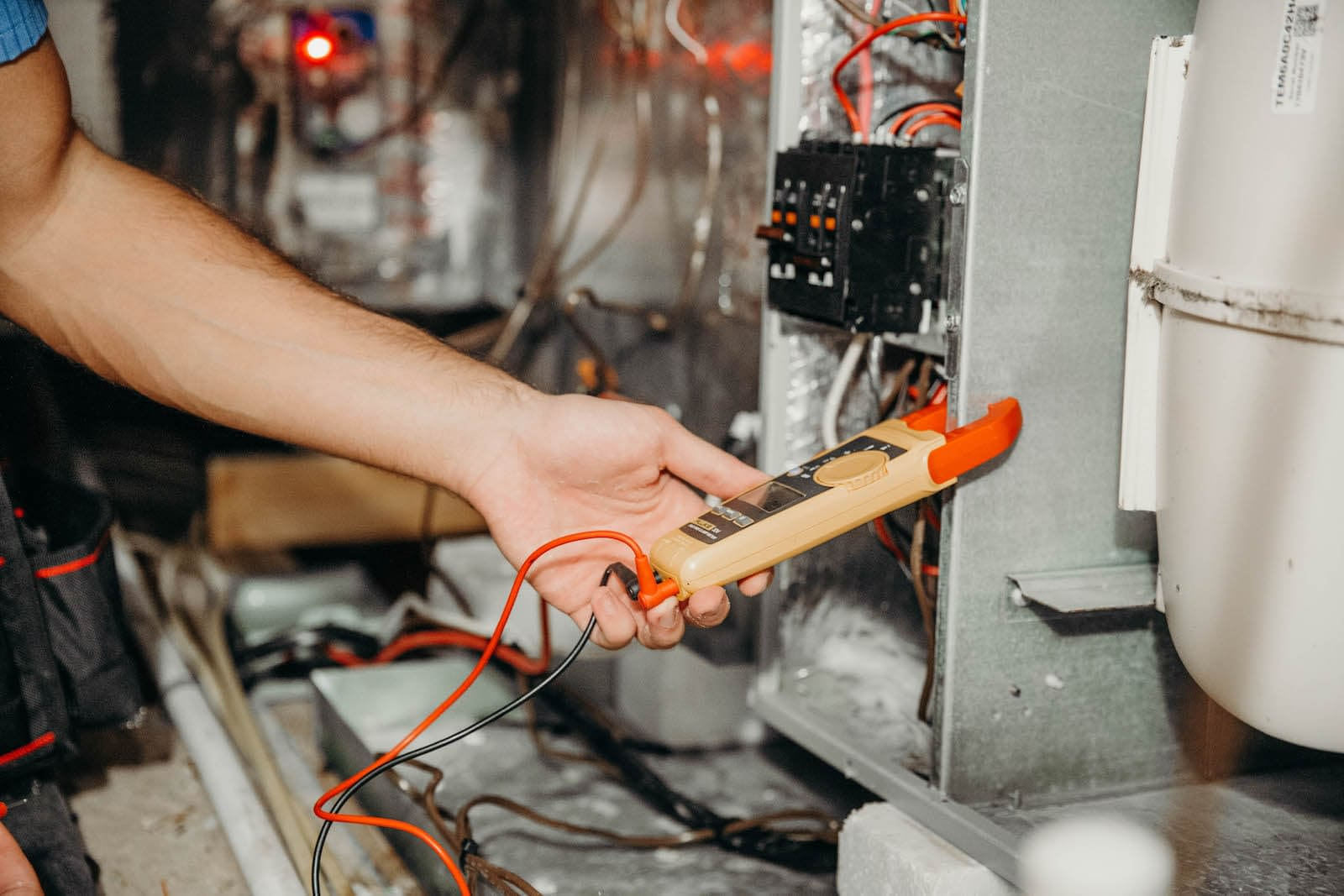 tuning up a furnace