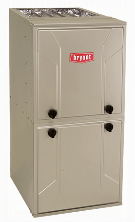 Bryant two stage gas furnace