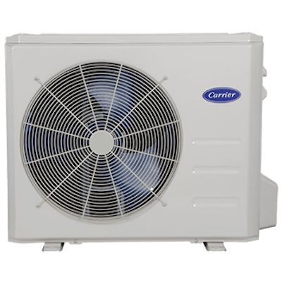 carrier infinity ductless heat pump system