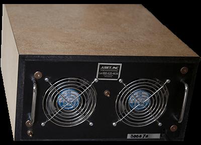 nano 7700 mini air purification system