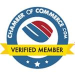 Chamber of commerce verified member