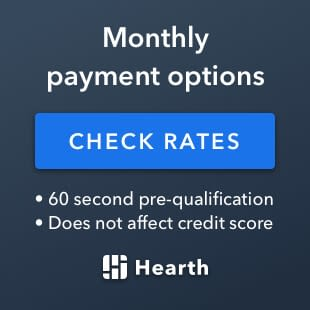 Heart check payment options link