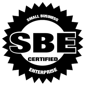 small business enterprise SBE certified
